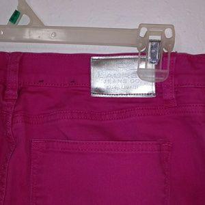 Lauren Ralph Lauren pink jeans size 10